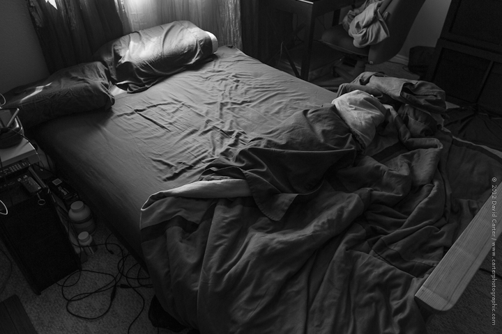 Unmade Bed Tumblr